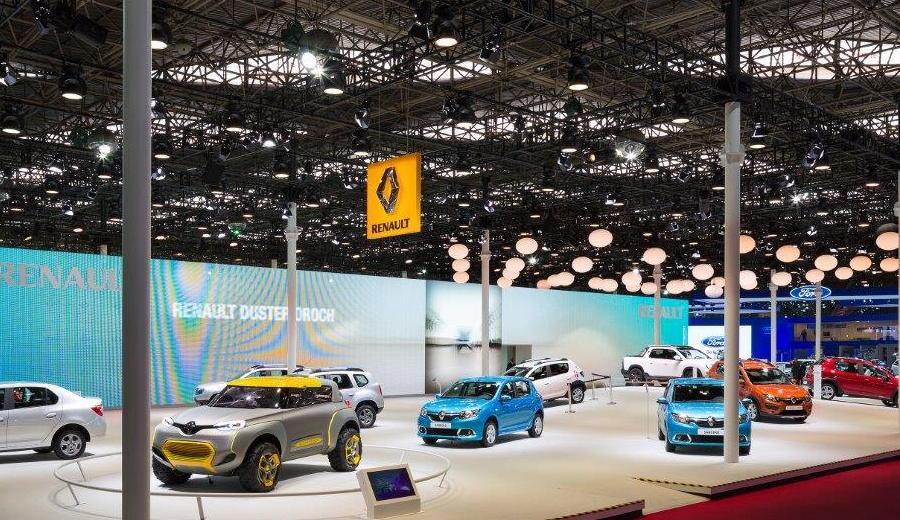 Renault - Sal. do Autom�vel 14