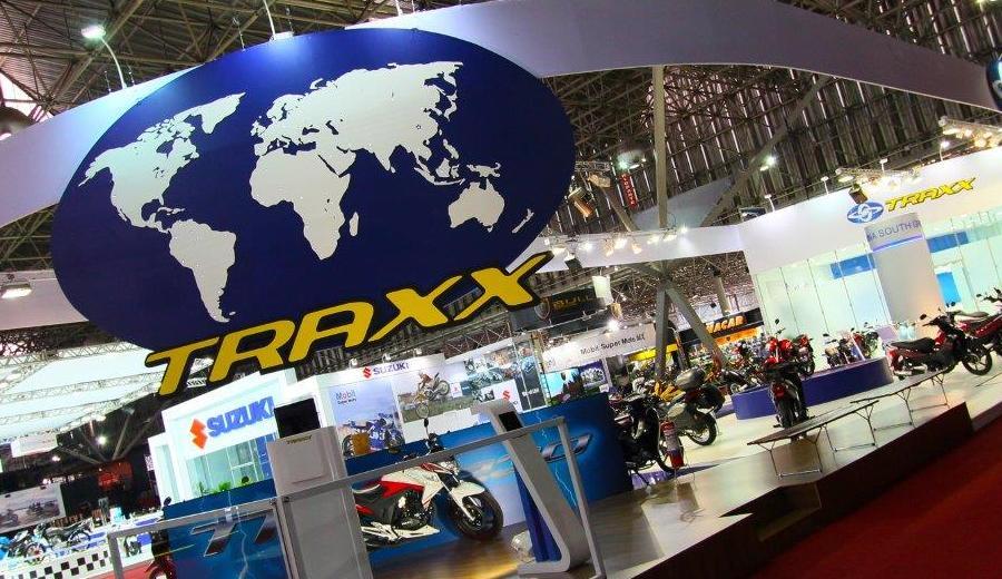 Traxx - Sal�o Duas Rodas 2013