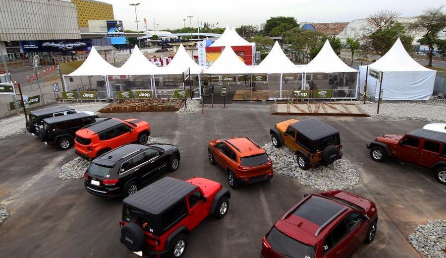 Jeep - Sal�o do Autom�vel 2014